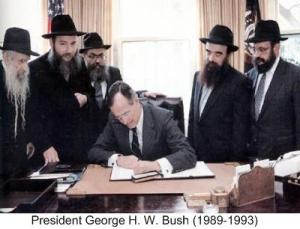 President George H. W. Bush (1989-1993)