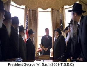 President George W. Bush (2001-T.S.E.C)