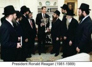 President Ronald Reagan (1981-1989)