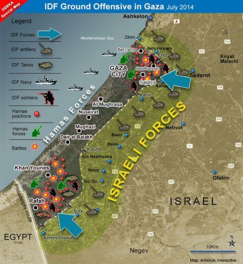 ISREAL GAZA