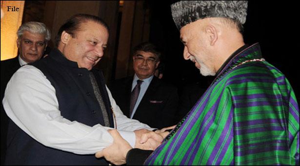 Pakistan-HamidKarzai-phone-nawazsharif_5-12-2013_100631_l